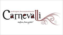 Criao de Logomarca (Portfolio (em construo)) Tags: decorao eventos logomarca jardinagem carnevalli muzambinho carnevali hvina