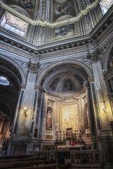 Untitled (Dennis Herzog) Tags: italy rome church architecture europe interiors catholic churches altar catholicchurch altars religiousarchitecture catholicchurlches