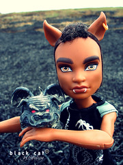 Clawd Wolf (seiya_mooncat) Tags: boy boys werewolf photo wolf doll dolls photoshoot photos guys mh mattel basic 2016 monsterhigh clawdwolf osalina monsterhigh2016
