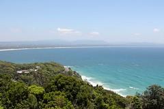 Byron Bay (Piedmont Fossil) Tags: ocean bay pacific australia vista byron capebyron