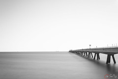 Pantaln (eSeKeNNy ) Tags: sea seascape de landscape puerto mar agua mediterranean mediterraneo playa filter nd filtro largaexposicin sagunt sagunto pantalan largaexposicion sobreexpuesta puertodesagunto filtrond filtrodensidadneutra bigstopper filtrodn