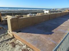 Section of new boardwalk (goldtrout) Tags: ca beach surf calif boardwalk missionbeach belmontpark hamels luna16