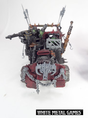 Da War Boyz (whitemetalgames.com) Tags: road white max boys metal painting nc painted boyz games raleigh 40k warhammer service mad commission fury orc orks ork