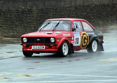 Ford Escort Mk2 (DaveWilcock) Tags: west ford rally north stages escort fleetwood northweststagesrally2016