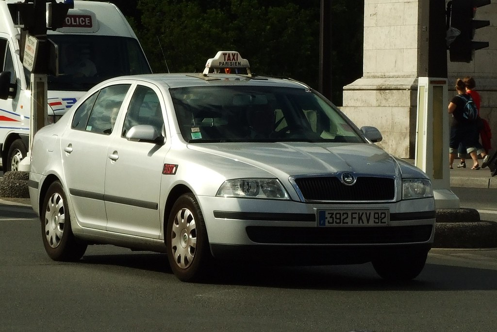 The World S Most Recently Posted Photos Of Skoda And Taxi Flickr
