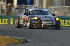 The #66 Forgeline/TRG Porsche on Forgeline GA3R Wheels at the 2012 Rolex 24 at Daytona (Forgeline Motorsports) Tags: porsche forged madeinusa rolex24 grandam imsa daytonainternationalspeedway forgeline forgedwheels forgelinewheels grandamroadracing ga3r notjustanotherprettywheel