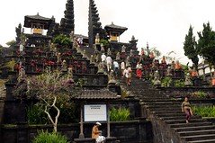 Besakih - Aufgang; Bali, Indonesien (7) (Chironius) Tags: bali indonesia besakih indonesien