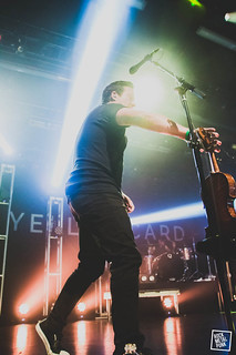 November 2nd, 2014 // Yellowcard at Best Buy Theater, NYC // Shot by Mallory Guzzi