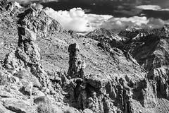 Towers (Macala Elliott Photography) Tags: sky hiking hike himalaya range