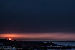 Just another sunset (Culinary Fool) Tags: sunset water silhouette island hawaii sand december stranger pacificocean bigisland 2015 culinaryfool beachrocks 2470mm28 brendajpederson lavalavabeachclub