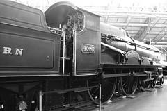 NATIONAL RAILWAY MUSEUM (Andrew Mansfield - Sheffield UK) Tags: york tren steam treno nrm nationalrailwaymuseum ferrocarril lodestar gwr greatwesternrailway 4003 nrmyork