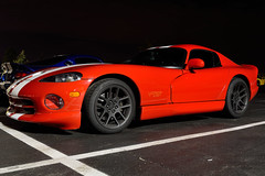 Dodge Viper (nick123n) Tags: chicago cars colors automobile meet supercar carmeet hypercar