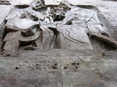 Christ - Sagrada Familia (nyirib) Tags: familia christ christianity sagradafamilia sagrada