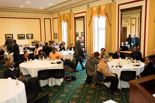 AFGE District 7 Legislative Breakfast with Lawmakers - Feb. 2016
