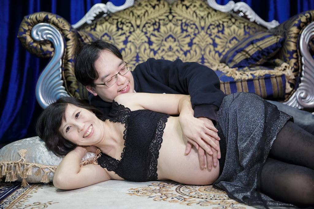 孕婦寫真,孕婦攝影,蘿絲可可,孕婦棚拍,Doris077