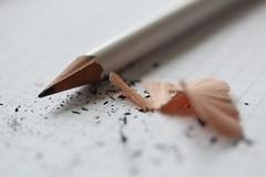 pen and paper (notpushkin) Tags: macro pen paper papier bleistift