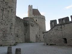 2010 09 08 Francia - Linguadoca Rossiglione - Carcassonne_0792 (Kapo Konga) Tags: mura francia carcassonne ferie languedocroussillon citta cittamedievale