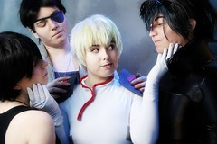 (La Volpe Rosso) Tags: comics cosplay abel cain praxis deimos starfighter