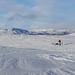 Skiing at Dagalifjell