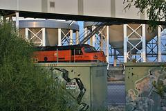 Lurking (Bingley Hall) Tags: diesel engine australia adelaide locomotive southaustralia pelicanpoint gwa outerharbor viterra geneseewyomingaustralia