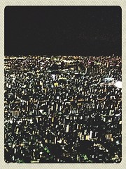 New Years 2016: Tokyo Skyline at Night (johnnyp_80435) Tags: japan skyline tokyo newyears tokyoskytree newyears2016