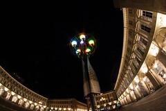 TORINO - Piazza San Carlo (cid) Tags: canon torino fisheye piazzasancarlo lucidartista 1000d
