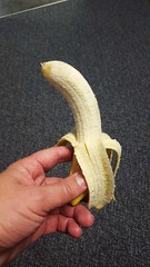 Breakfast (cjacobs53) Tags: food yellow banana annual jacobs hunt scavenger yearly jacobsusa 116picturesin2016
