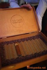 50 Days_chocolate cigar (Winkypedia.net) Tags: hotel cafe oscar wilde albert royal days 50 adri adria ferran