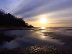 Ostseekste / Loissiner Sonnenuntergang (swetlanahasenjger) Tags: ostsee mecklenburgvorpommern deuschland loissin platinumheartaward