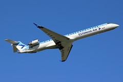 ES-ACC | Canadair CRJ-900ER | Estonian Air (cv880m) Tags: oslo norway estonia osl gardermoen crj bombardier canadair regionaljet crj900 estonianair cr9 crj900er esacc