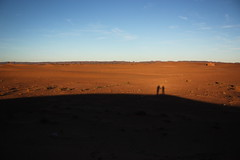 Dune shadows (orangebrompton) Tags: sahara sand desert morocco mhamid
