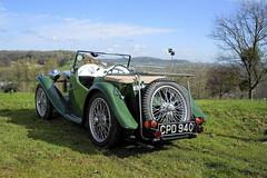 Prescott Speed Hill Climb - Breakfast Club 10/04/2016 (Noel Skeats) Tags: bristol lotus ferrari mg alpine alfa morgan midget lamborghini 406 tvr a610 zagato