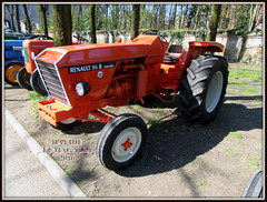 Renault 86 (DaveFuma) Tags: tractor renault agriculture trattore agricolo