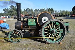 TE_AveilingPorter_7304_McLeansIsland_9April2016 (nzsteam) Tags: price train island traction engine railway scene steam engines locomotive boiler boilers mcleans sawmilling