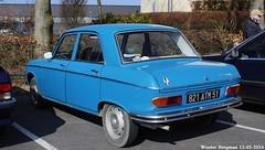 Peugeot 204 Diesel 1975 (XBXG) Tags: auto old france classic car vintage french automobile diesel champagne voiture des 1975 salon 51 frankrijk reims 204 peugeot belles ancienne marne ardenne franaise peugeot204 dpoque 29me champenoises 821atm51