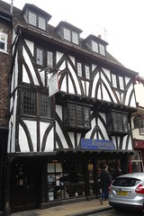 [40240] York : 43-45 Goodramgate (Budby) Tags: york house shop northyorkshire timbered