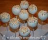 Coconut Almond Cake Pops