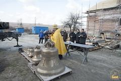 04. Consecrating of the bells in Adamovka Village / Освящение колоколов в Аламовке