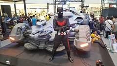 Batman Beyond: Dawn Of Justice (weaponplus) Tags: batman dccomics gotham batmobile darkknight justiceleague batmanbeyond batmancostume terrymcginnis new52 batmanvssuperman batmancosplay dawnofjustice