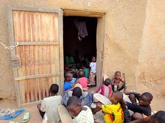 koranic school (jzielcke) Tags: voyage africa travel west unterwegs adobe mali mudbrick reise djenne sahel  2013