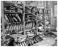 Die Papierfabrik (Project-X-Team) Tags: decay 6x7 rodinal150 ue urbex mamiyarb67 verfall papierfabrik canoscan8800f projectxteam filmwhatelse