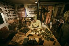 Waffenbunker (Dirk Bruyns) Tags: museum canon belgium belgië mg bunker german ww2 oostende 1740mm 41 walther 1740l luger p38 atlantikwall gewehr mg42 k98 p08 mg34 mp40 1dsmk2 raversyde