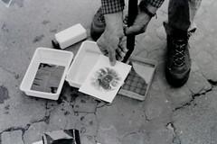 (andre@s xavier) Tags: camera old blackandwhite bw film analog vintage 50mm blackwhite kodak negative pentacon tmax400 praktica kodaktmax400 biancoenero analogic analogcamera