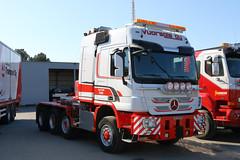 Mercedes-Benz Actros 4165 Titan 8X6 (Sami Nordlund) Tags: truck mercedes lorry mercedesbenz actros kuormaauto