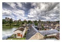 Bourbon L'archambault (JG Photographies) Tags: france monument french europe allier paysage chteau hdr auvergne bourbonlarchambault canon7d jgphotographies