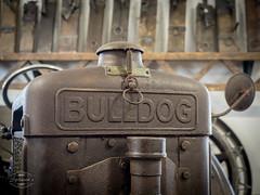 Vintage Farm Technology (spline_splinson) Tags: tractor de deutschland rust traktor bulldog transportation antiquetractor oldtechnology oldtractor badenwrttemberg vintagefarmequipment uhldingenmhlhofen bulldogtractor
