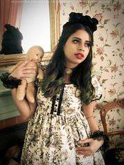 Doll's Room (gloomth) Tags: strange fashion dark toys dolls antique victorian creepy dolly livingdoll gloomth ashavari