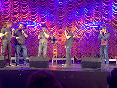 Home Free Pre Concert Song (dcnelson1898) Tags: concert country sacramento acapella cresttheater homefree