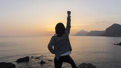 Up !!!  (explore 02.05.2016) (jrosvic) Tags: sunset children landscape