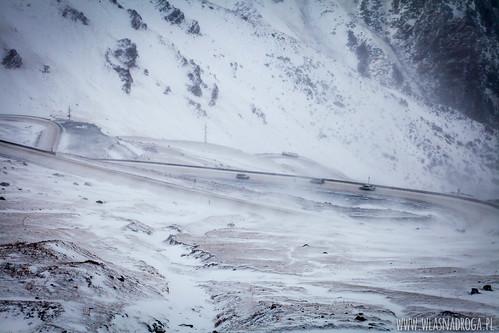 Zima na przełęczy